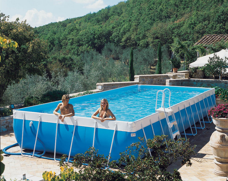 Piscine laghetto classic hauteur 1m25 piscines laghetto for Piscine orsole
