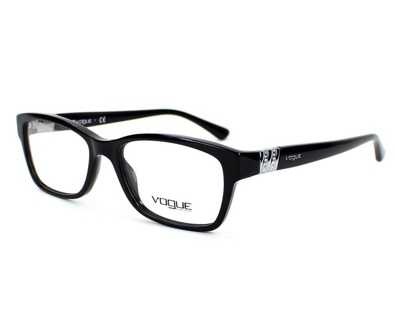 lunette de vue pour femme vogue promo optic. Black Bedroom Furniture Sets. Home Design Ideas