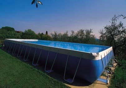 Piscine laghetto classic hauteur 1m25 piscines laghetto for Accessoires piscine 25