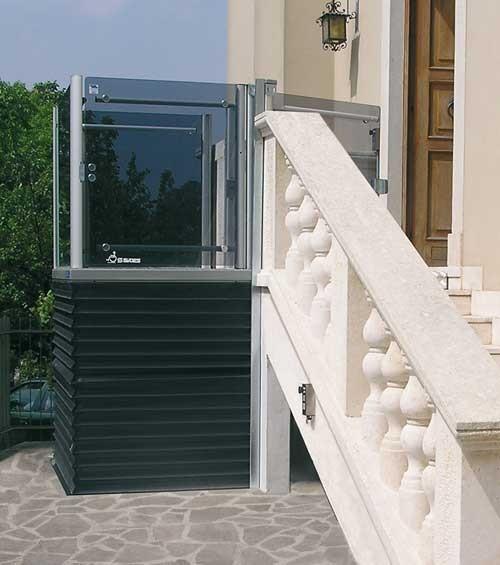 mini elevateur sipo 300 c vennes am nagements. Black Bedroom Furniture Sets. Home Design Ideas