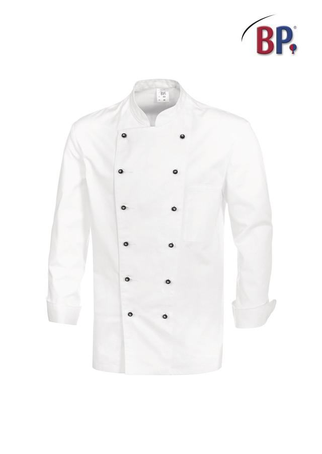 Veste de cuisinier p tissier blanche pas cher vetements for Achat veste de cuisine