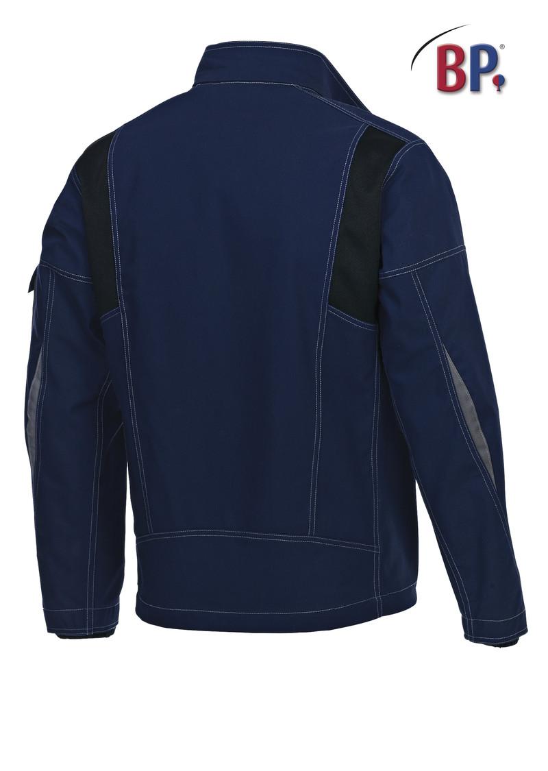 veste de travail bleu bp comfort plus vetements de. Black Bedroom Furniture Sets. Home Design Ideas