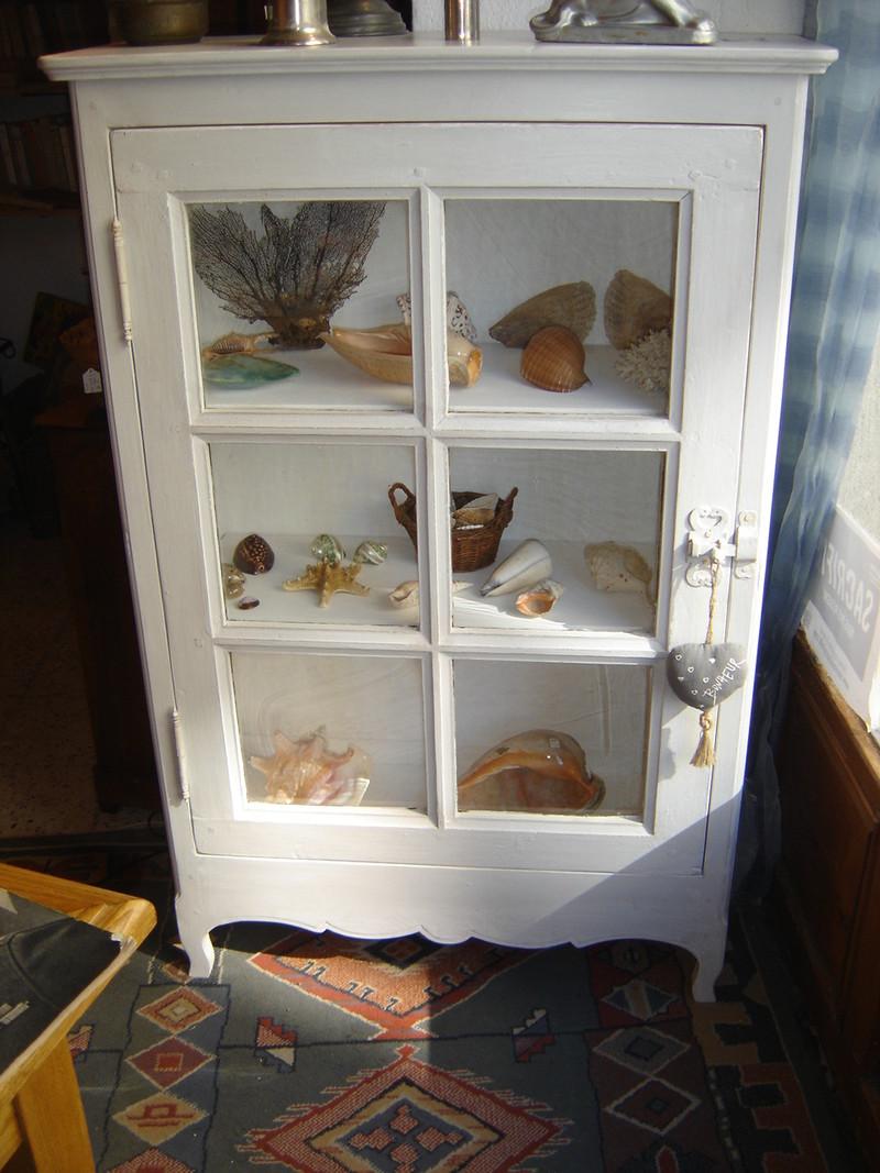 Meuble vitrine vendu l atelier du rat d 39 acier for Atelier du meuble