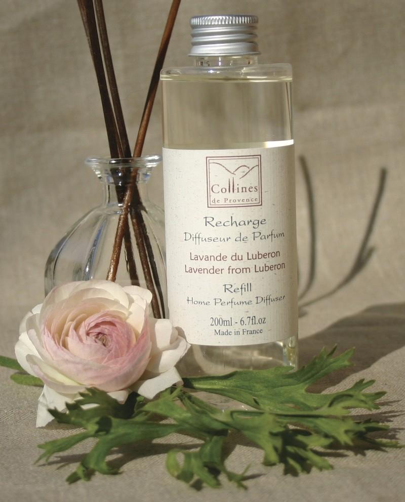 recharge bouquet aromatique collines de provence l 39 atelier. Black Bedroom Furniture Sets. Home Design Ideas